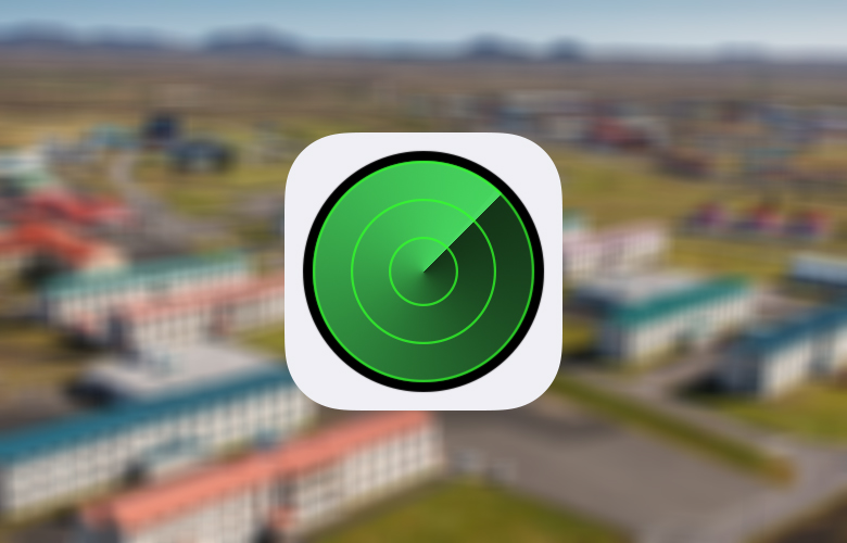 """Find my iPhone"" vísaði á vasaþjóf á Ásbrú"